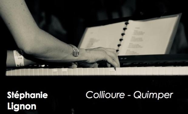 Visuel du projet Nouvel album de Stéphanie Lignon