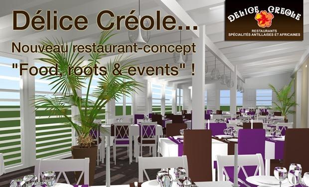 Visuel du projet Délice Créole, le retour !