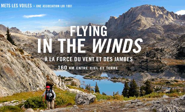 Visuel du projet Flying in the Winds