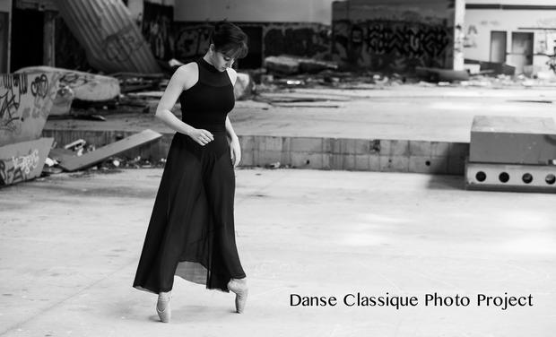 Visuel du projet Danse Classique photo project