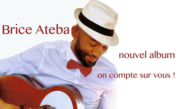 Project visual BRICE ATEBA : nouvel album !