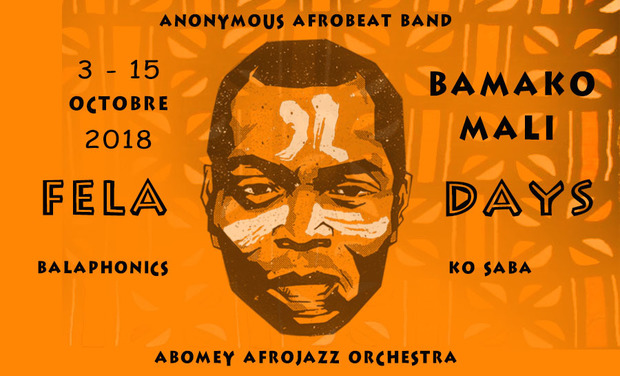 Visueel van project Organisons le Fela Days, premier Festival afrobeat au Mali