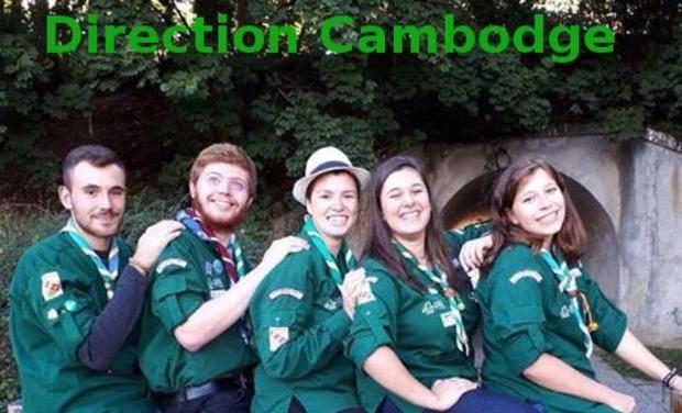 Visueel van project Une Soupe Verte au Cambodge !