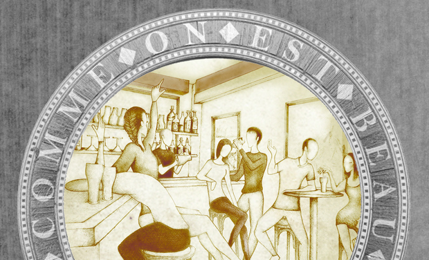 Visueel van project Nouvel album de Bob & Flanaghan - 2018