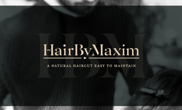 Project visual HAIR BY MAXIM IS MOVING