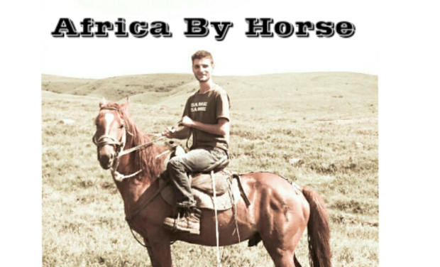 Project visual Africa By Horse