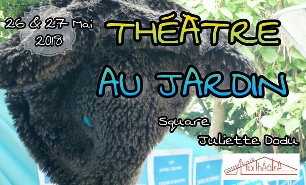 Project visual Festival Théâtre au Jardin #3
