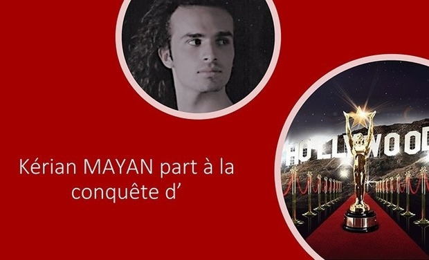 Project visual Kérian MAYAN Team France WCOPA
