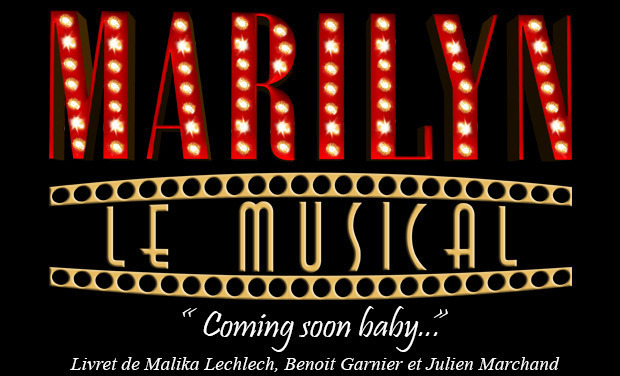 Project visual Showcase Marilyn, le musical