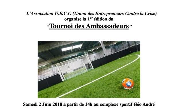 Visuel du projet Le Tournoi des Ambassadeurs à Reims