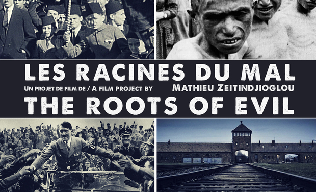 Project visual LES RACINES DU MAL / THE ROOTS OF EVIL