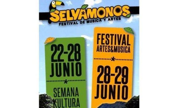 """Visueel van project Ateliers culturels, Festival """"Selvamonos"""", Pérou"""