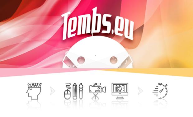 Visuel du projet Tembs.eu
