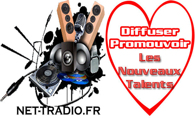 Project visual Net-TRadio aux services des nouveaux talents