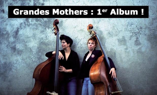 """Visuel du projet GRANDES MOTHERS - Nouvel Album """"4"""""""