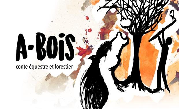 Visuel du projet A·BOIS - Conte équestre et forestier