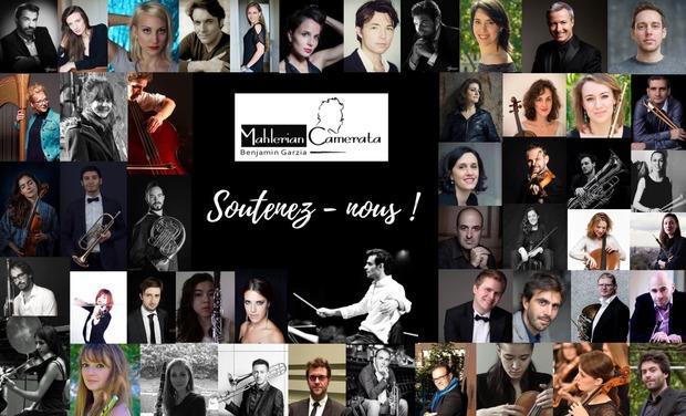 Project visual Création de la Mahlerian Camerata