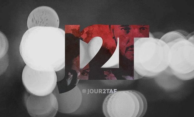 "Project visual Série ""JOUR2TAF"" EP2"