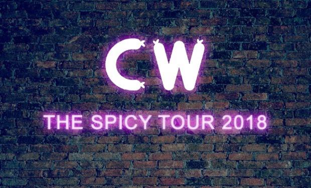 Visuel du projet The Spicy Tour 2018