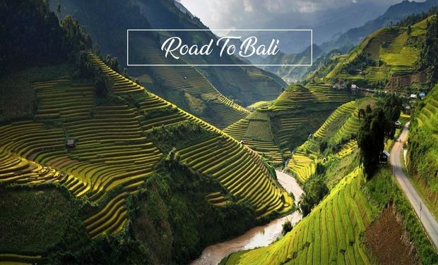 Project visual Le projet solidaire de 3 amies à Bali