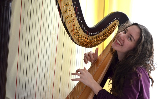 Project visual Une harpe pour Rosetta - Eine Harfe für Rosetta