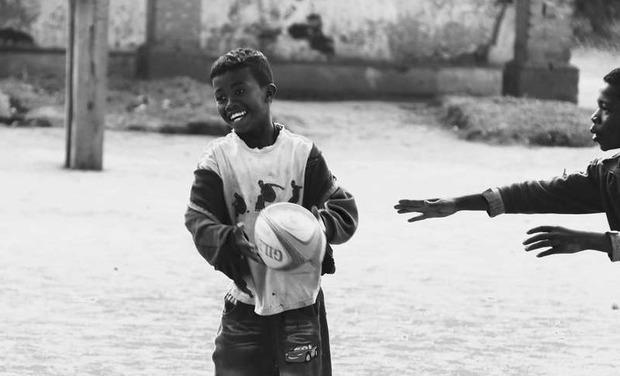 Visueel van project Grandir avec le Rugby à Madagascar