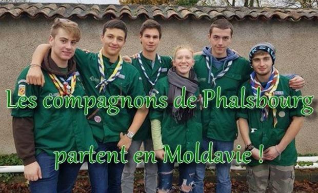 Visueel van project Les Compagnons de Phalsbourg partent en Moldavie !