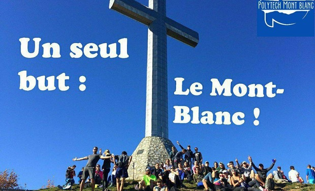 Project visual Un seul but : le Mont-Blanc