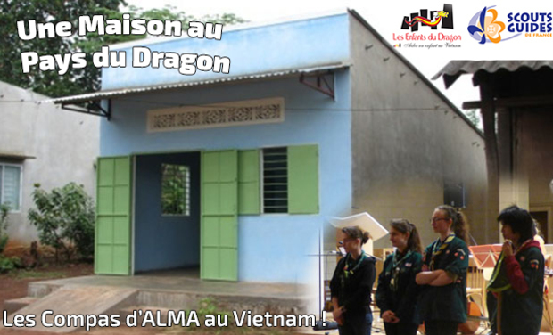 Visueel van project Une Maison au Pays du Dragon