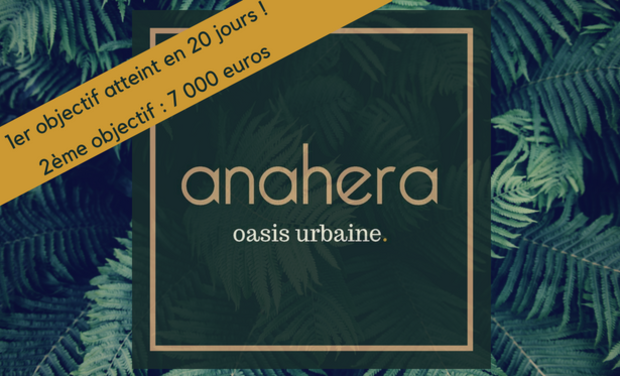 Visuel du projet ANAHERA - Oasis Urbaine -