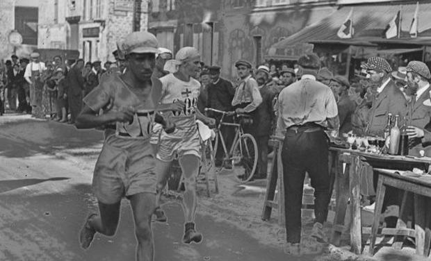 Visuel du projet El ouafi Bouguera, le marathonien de l'Histoire: une web série documentaire