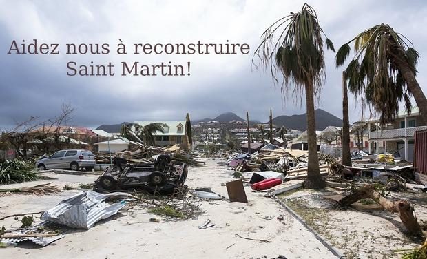Visuel du projet Projet solidarité Saint Martin - Eté 2018