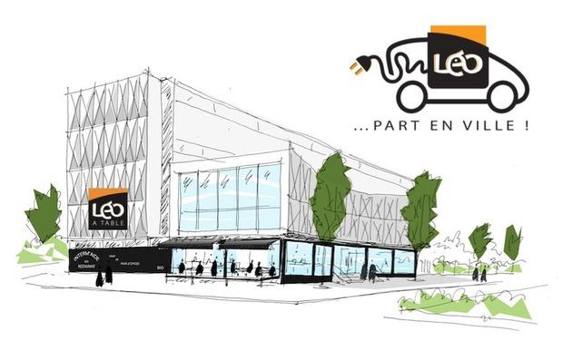 Visuel du projet LéO part en Ville