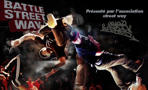 Visueel van project Battle Street Way 2012