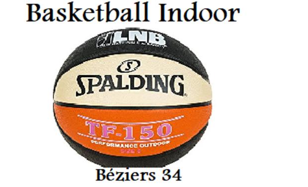 Visuel du projet Basketball Indoor - Nouveau concept à Béziers!