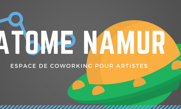 Visueel van project Atome Namur
