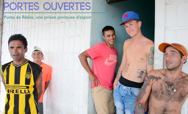 """Visuel du projet """"PORTES OUVERTES"""" Punta de Rieles, une prison porteuse d'espoir"""