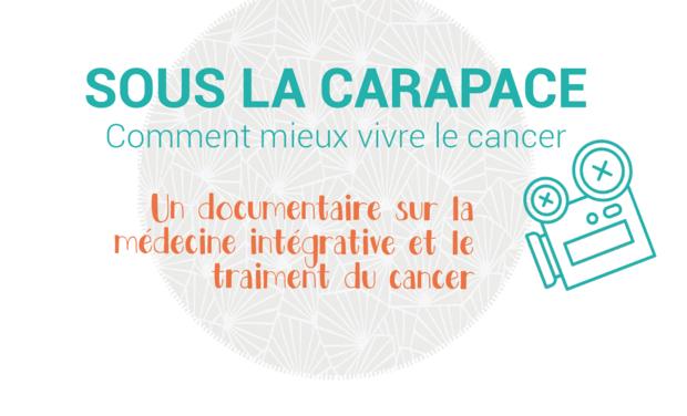 Visueel van project Sous la Carapace