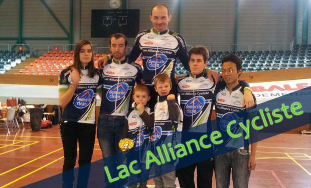 Visuel du projet Lac Alliance Cycliste, le vélo à la portée de tous !