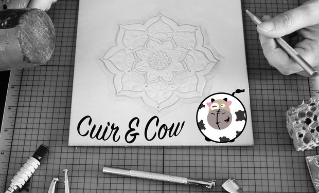 Project visual Cuir & Cow