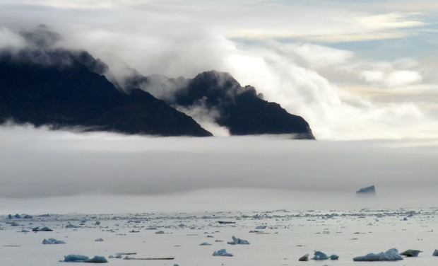 Project visual Exposition photographique Voyage entre mer et glace