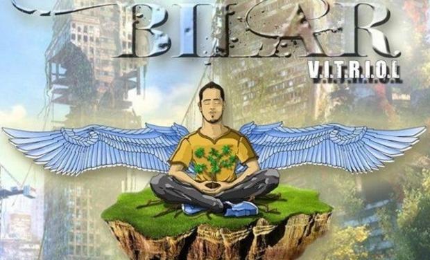 Visuel du projet Financement de l'album V.I.T.R.I.O.L de Bilar