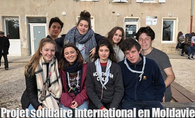 Visuel du projet Projet de solidarité internationale en Moldavie