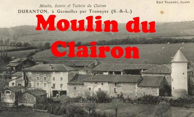 Visuel du projet Sauvons le Moulin du Clairon ! Aidez-nous !!