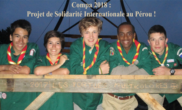 Visueel van project Projet Compa - Pérou 2018