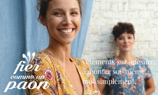 Visuel du projet Devenez fier comme un paon : faites vous-même vos vêtements sur mesure