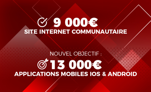 Project visual Projet Site Web Communautaire AS Monaco