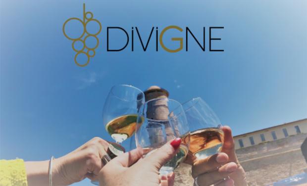 Visuel du projet DIVIGNE, Vins sélections et Expériences inédites