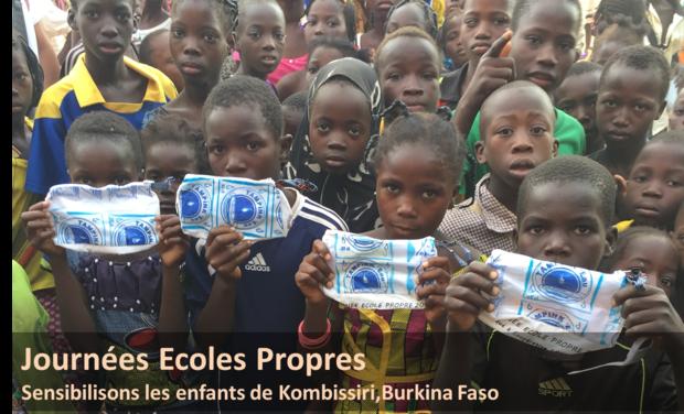 Visuel du projet Journée Ecoles Propres JEP 2018