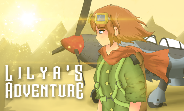 Visuel du projet Lilya's Adventure